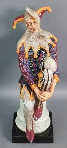 The Jester  Royal Doulton Figurine