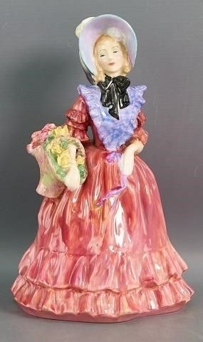 lady Betty  Royal Doulton Figurine