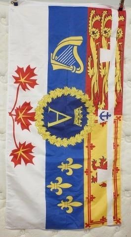 Royal Standard of Prince Andrew in Canada Flag