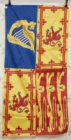 Royal Standard in Scotland Flag