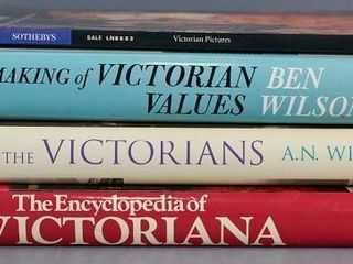 Collection of Victoriana Books