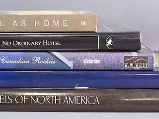 Books on Hotels and Resorts
