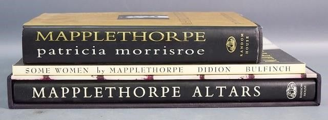 Collection of Robert Maplethorpe Books