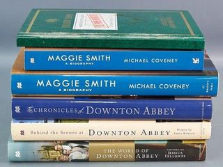 Collection of Downton Abbey Books