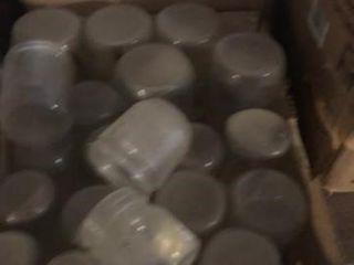 Vintage mason canning jars and misc  jars