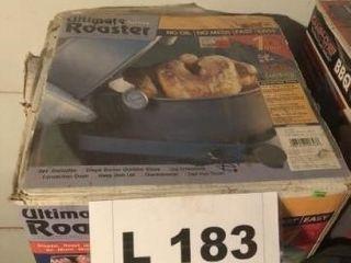 Ultimate turkey roaster
