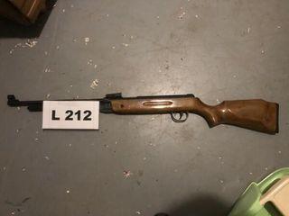 Pump action pellet gun