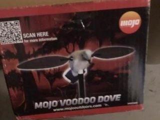 Mojo VooDoo Dove and bucket seat