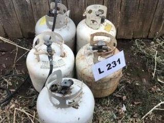 5   lP tanks