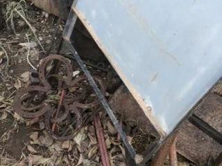 Misc  scrap metal