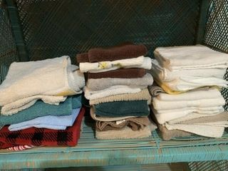 Misc  bath towels   wash cloths