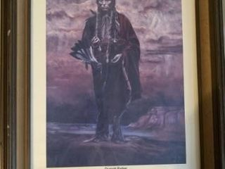 Quanah Parker  Sherry Beadle  Numbered 5 850