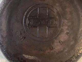 cast iron skillets   griddle  incl  Griswold
