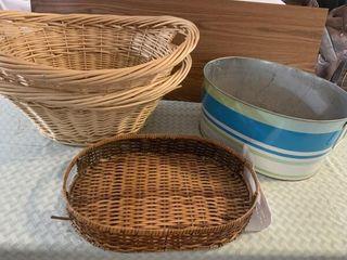 Misc  baskets