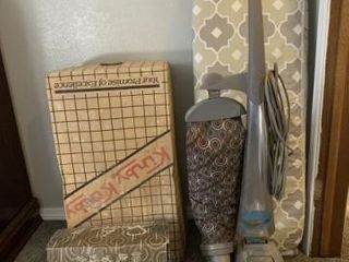 Kirby vacuum cleaner and attachments