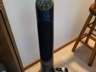 Quiet set oscillating fan