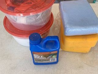Grout and grouting tools