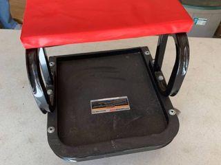 Pittsburgh mechanics roller seat