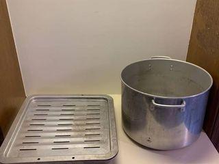 Roaster and stock pot