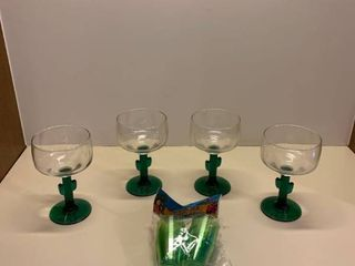 For wine glasses and shot glasses