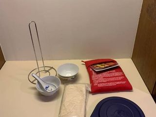 Random kitchen items