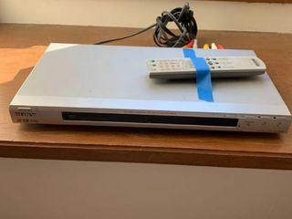 Sony DVD cd player