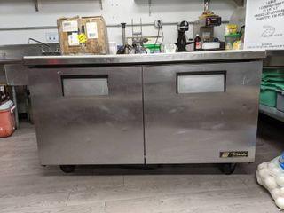 True Refrigerated Prep Table TSSU 60 16