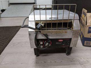 Hatco Toast Qwik Conveyor Toaster Q 400
