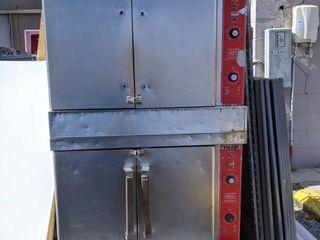 Vulcan Gas Oven