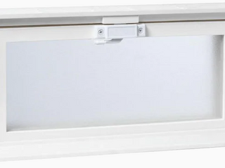 RB Reliabilt Doors and Windows Glass Block Hopper Vent
