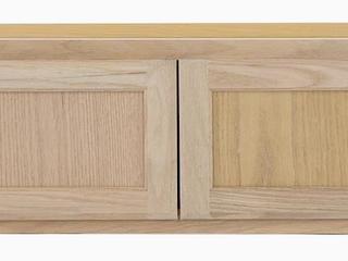 light Wood Wall Cabinet