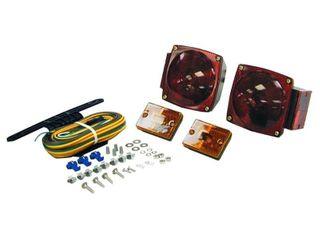 Blazer International Complete Trailer lighting Kit