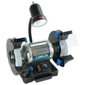 Delta Power Tools 23 196 6 Inch Variable Speed Bench Grinder