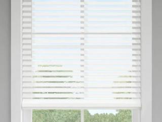 Magnetic Mini Blind For Steel Door Window Vinyl Cordless