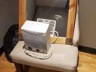 Mirror  Chair  Space Heater