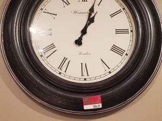 30in Clock
