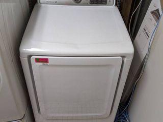 Samsung Moisture Sensor High Efficiency Dryer  Buyer Responsible For Removal