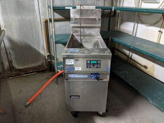 Pitco Solstice Supreme Natural Gas Fryer