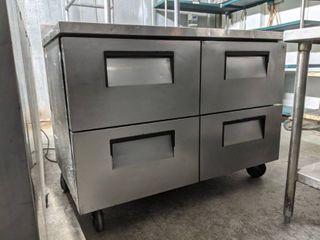 True Work Top Refrigerator TWT 48D 4