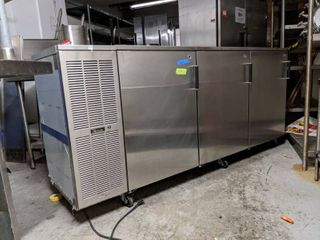 Perlick Refrigerated Table
