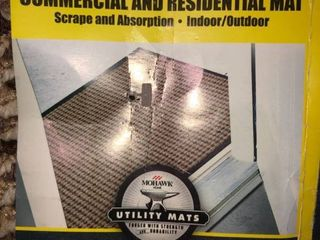 Commercial   Residential Mat 24 X 36
