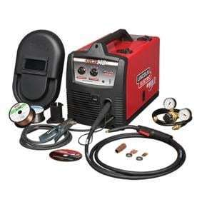 lincoln Electric 120 Volt MIG Flux Cored Wire Feed Welder