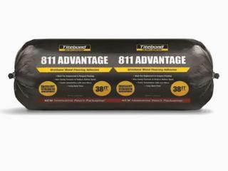 Titebond 27725 811 advantage 2 pouch Urethane Wood Flooring Adhesive Pouches  76 Sq Ft Retail   45 89