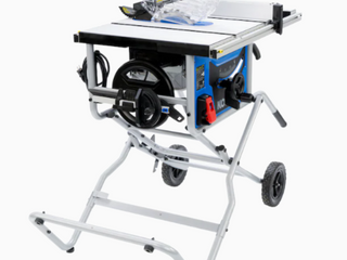 Kobalt 10in Table Saw With Stand  1303497
