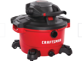 Craftsman 12 Gallon Wet Dry Vac With Detachable Blower