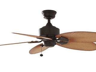 Hampton Bay lillycrest 52in Ceiling Fan