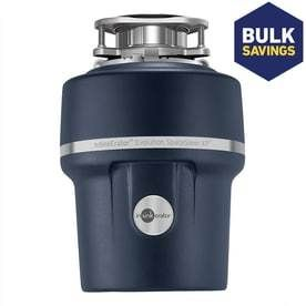 InSinkErator Evolution 3 4 HP Continuous Feed Noise Insulated Garbage Disposal