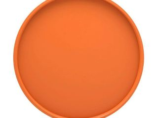 Fun colors 14 inch Round Serving Tray