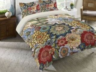 Boho Bouquet King Comforter Retail 189 99