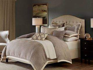 Madison Park Signature Shades King 9 Piece Comforter Set Bedding